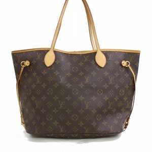 100% Auth Louis Vuitton Neverfull MM